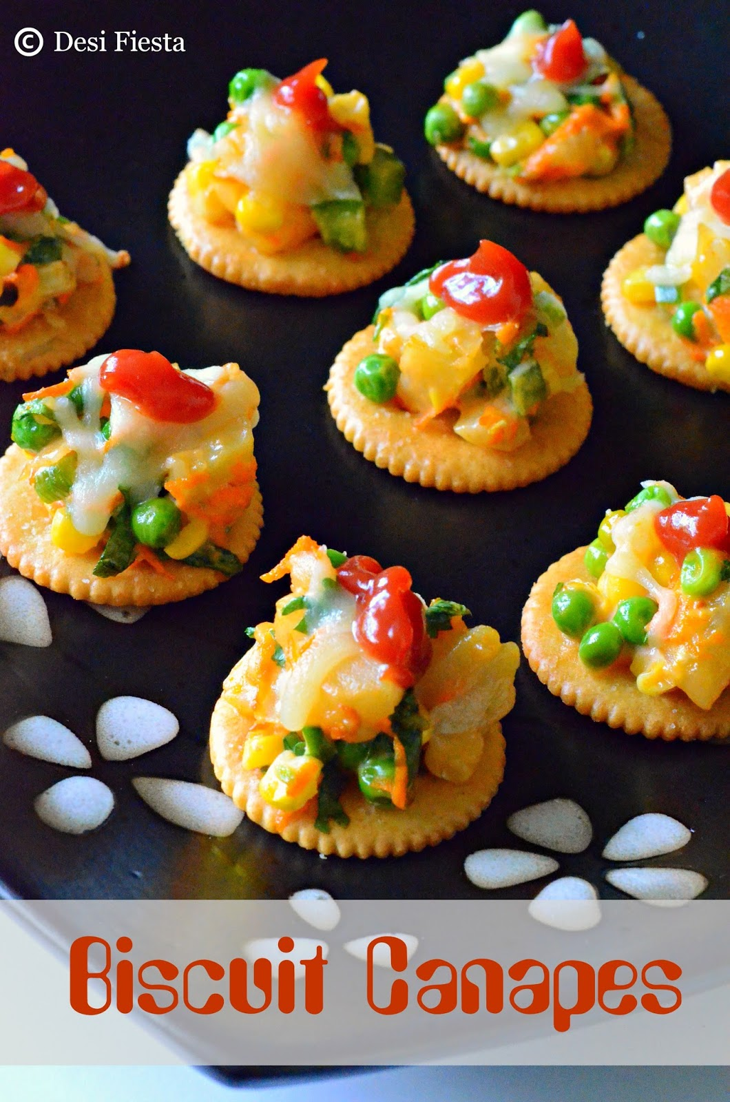 biscuit canapes with vegetable topping monaco canapes recipes how to make biscuit canapes. Black Bedroom Furniture Sets. Home Design Ideas